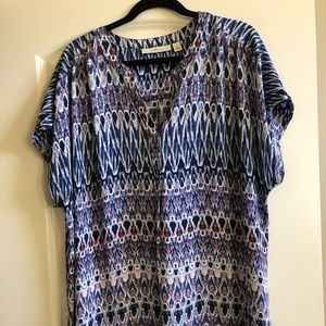 Sejour (Nordstrom) Tunic Top